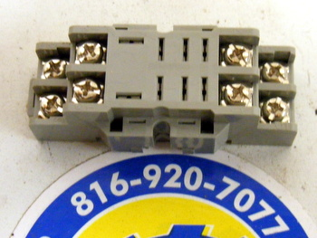 <B>Square D - </B>8501-NR42 Relay Socket
